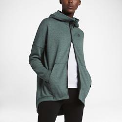 Женский кейп  Sportswear Tech Fleece Nike. Цвет: оливковый