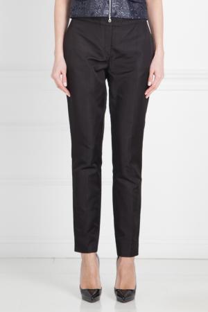 Шелковые брюки Giambattista Valli. Цвет: none