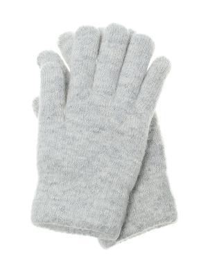 Перчатки Olere. Цвет: серый