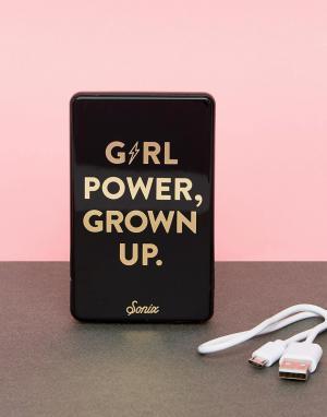 Sonix Портативный аккумулятор, позволяющий работать от батарейки до 16 часов. Цвет: мульти