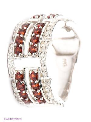 Кольцо Art Silver. Цвет: оранжевый