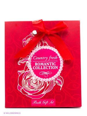 Подарочный набор Romantic Country Fresh. Цвет: белый