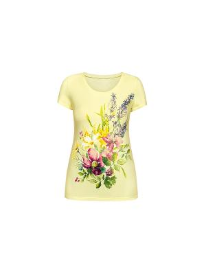 Пижама PELICAN. Цвет: светло-желтый