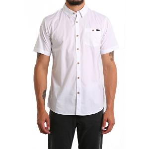 Sale LUNAR SHORT SLEEVE SHIRT Rusty. Цвет: solid white