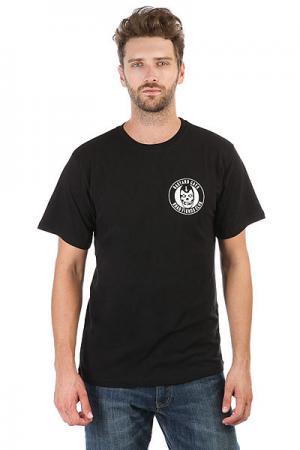 Футболка  346 Black Anteater. Цвет: черный