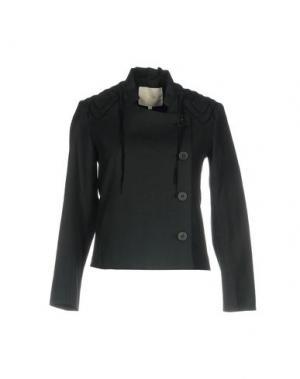 Пиджак MAJE. Цвет: черный