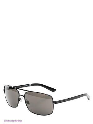 Солнцезащитные очки  RE 363S 02A Replay. Цвет: черный