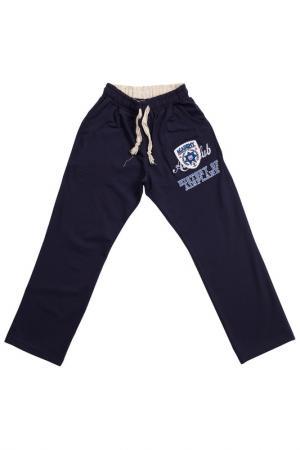 Спортивные брюки PULEDRO KIDS. Цвет: navy