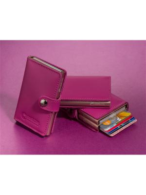 Кошельки CARDCASE. Цвет: розовый
