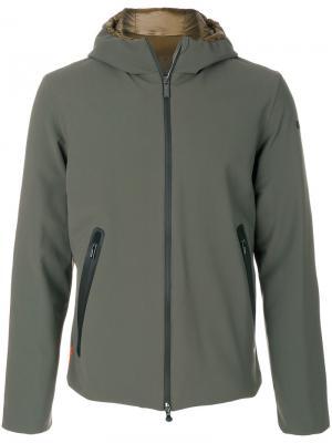 Куртка Winter Storm с капюшоном Rrd. Цвет: зелёный