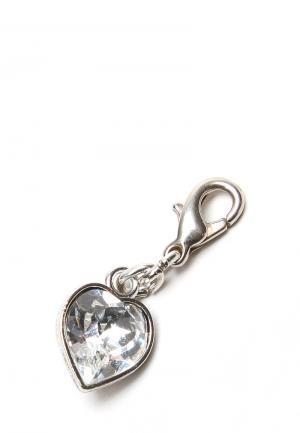 - Luxus Bra Charms Подвеска декоративная Сердце с кристаллом SugarShape