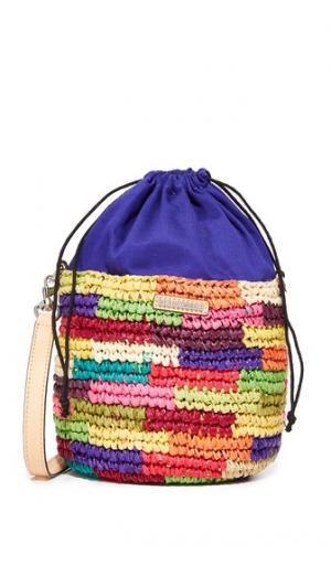 Миниатюрная сумка-корзинка через плечо Rebecca Minkoff