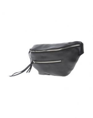 Рюкзаки и сумки на пояс GIUDI. Цвет: черный