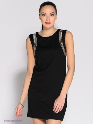 Платье Ya Los Angeles. Цвет: черный