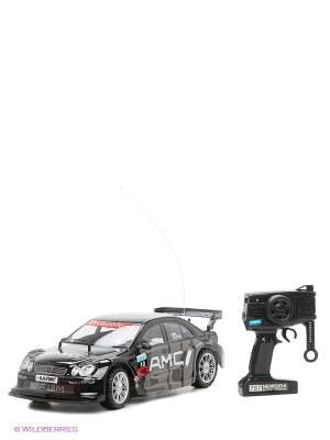 Машина VELD-CO. Цвет: черный, серый, красный