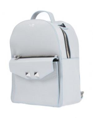 Рюкзаки и сумки на пояс SALAR. Цвет: небесно-голубой