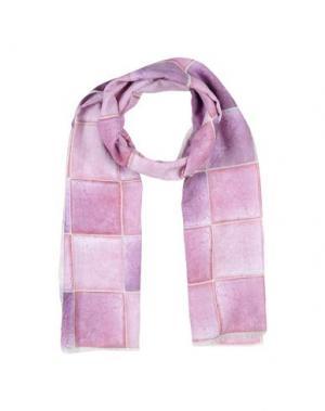Палантин MOSAIQUE. Цвет: розовато-лиловый