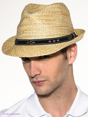 Шляпа Canoe. Цвет: бежевый