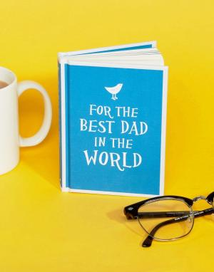 Books Книга For the Best Dad in World. Цвет: мульти