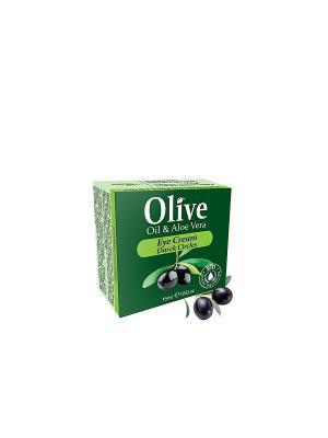 Герболив крем против темных кругов вокруг глаз, 15мл Madis S.A.. Цвет: оливковый
