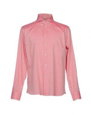 Pубашка BRANCACCIO C.. Цвет: красный