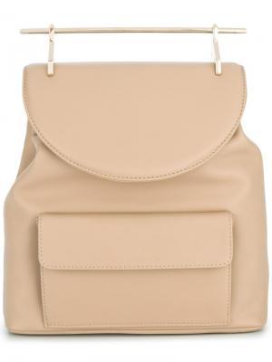 Рюкзак M009 M2malletier. Цвет: телесный
