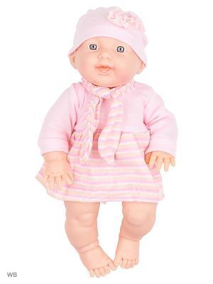 Кукла пупс, Катенька Lisa Jane. Цвет: розовый, белый, желтый, зеленый, красный, синий