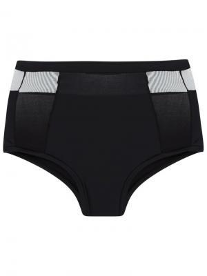 Mara hot pants Uma | Raquel Davidowicz. Цвет: чёрный