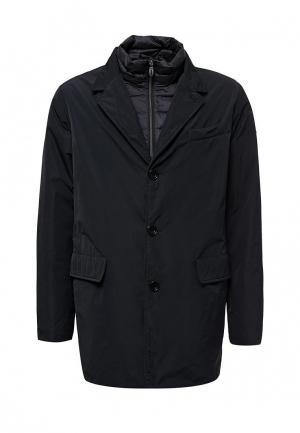 Куртка утепленная Hetrego. Цвет: синий