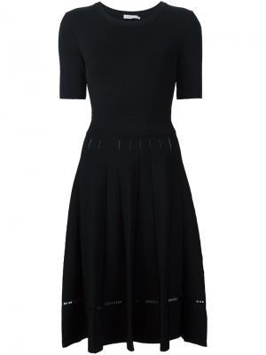 Платье Tracy A.L.C.. Цвет: чёрный
