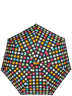 Зонт Labbra. Цвет: черный, горчичный, розовый