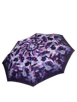 Зонт Fabretti. Цвет: синий, розовый