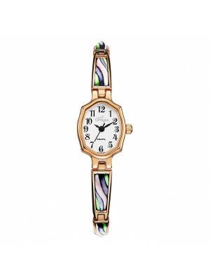 Часы Mikhail Moskvin. Цвет: светло-зеленый, золотистый, фиолетовый