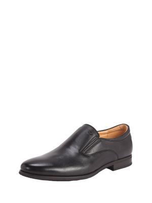 Туфли Pierre Cardin... Цвет: черный