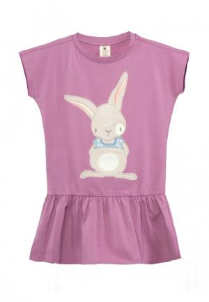 Платье Cava. Цвет: фиолетовый