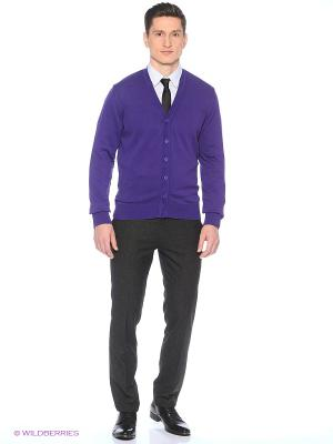Кардиган Fayzoff-SA. Цвет: фиолетовый