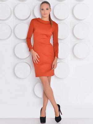 Платье Katerina Bleska&Tamara Savin. Цвет: рыжий