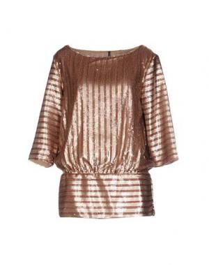 Блузка LIVIANA CONTI. Цвет: хаки