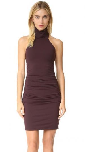 Платье Selena Susana Monaco. Цвет: красный
