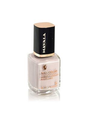 Професссиональный лак для ногтей Moon Grey Mavala. Цвет: серый