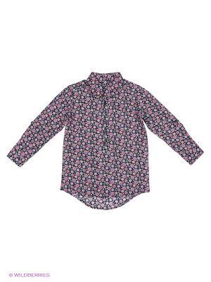 Блузка Nota Bene. Цвет: красный