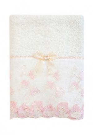 Полотенце La Pastel. Цвет: розовый
