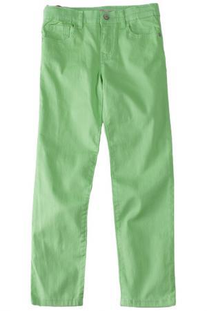 Джинсы 12K. Цвет: зеленый