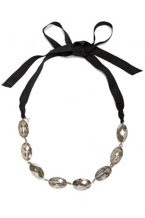 Ожерелье 155216 So Allure. Цвет: черный