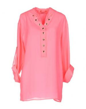 Блузка ELLA LUNA. Цвет: фуксия