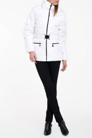 Куртка BIG STAR. Цвет: белый