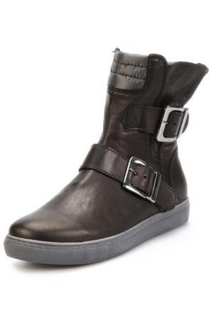 Ботинки Andrea Conti. Цвет: черный