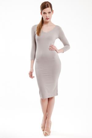 Платье Baukjen. Цвет: none
