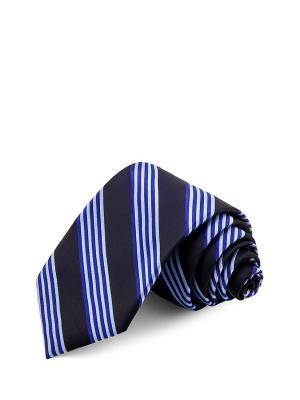 Галстуки CASINO. Цвет: темно-синий, лазурный, синий