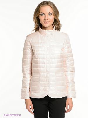 Куртка STEINBERG. Цвет: кремовый